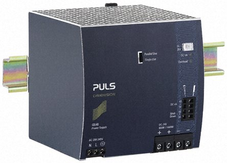 QS40.241 compact 1 kW power supply