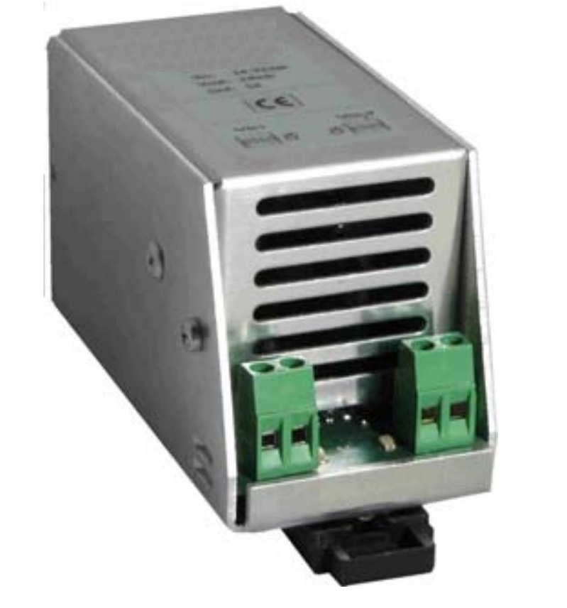 NILV Series  24VAC IN  Non Isolated Din Rail Mount