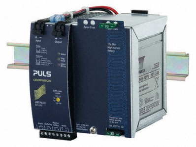 UBC10.241  DC UPS 24V 10A with battery 5AH